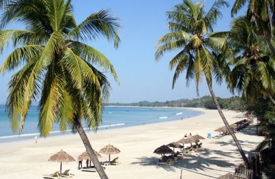 11 Days - Myanmar Honeymoon  Beach Vacation
